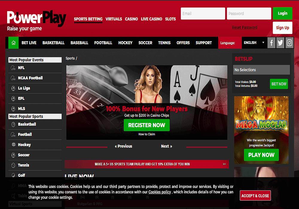 voodoodreams home page