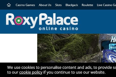 roxy palace front image