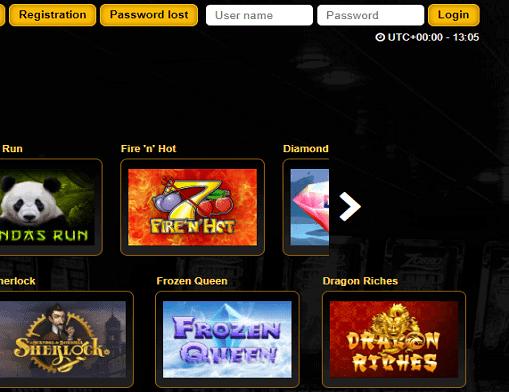 voodoodreams login page