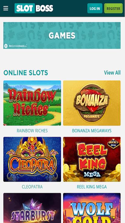 slotboss game mobile