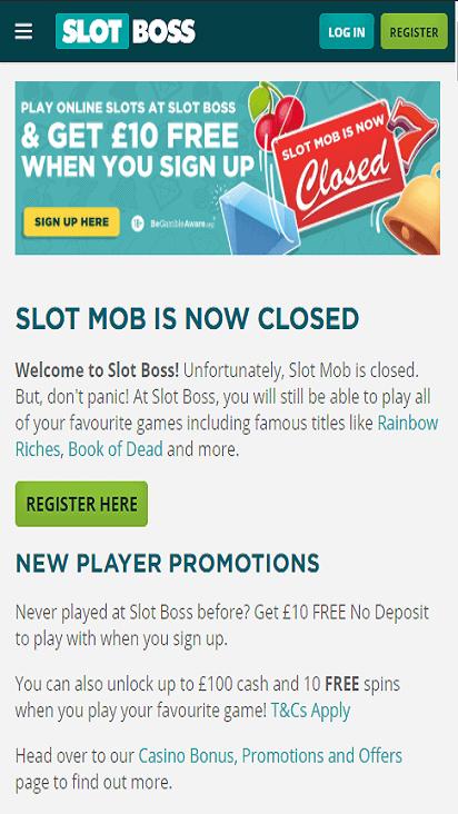 slotmob home mobile