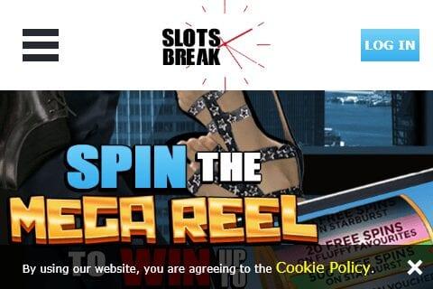 Slots Break 480