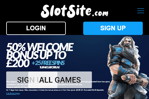 Slot Site Home