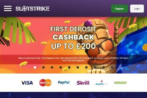slot strike front image
