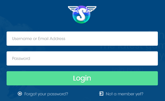 sloty login