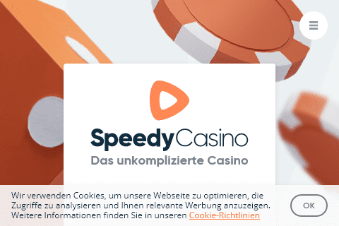 speedy casino front image