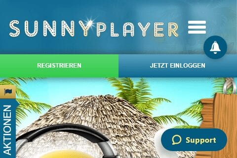 sunnyplayer front image