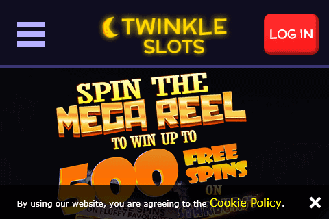 twinkle slots front image