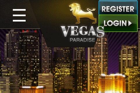 Vegas Paradise Home