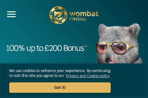 wombat casin 480 page