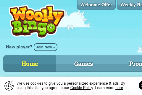 woolly bingo front image