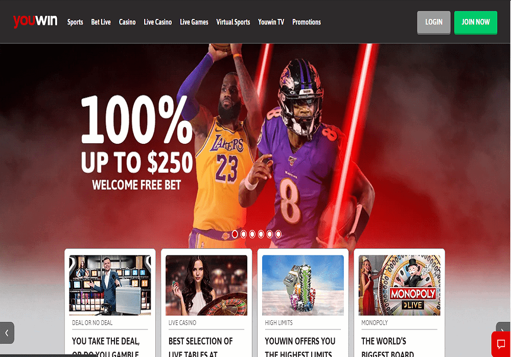 bet vision home page