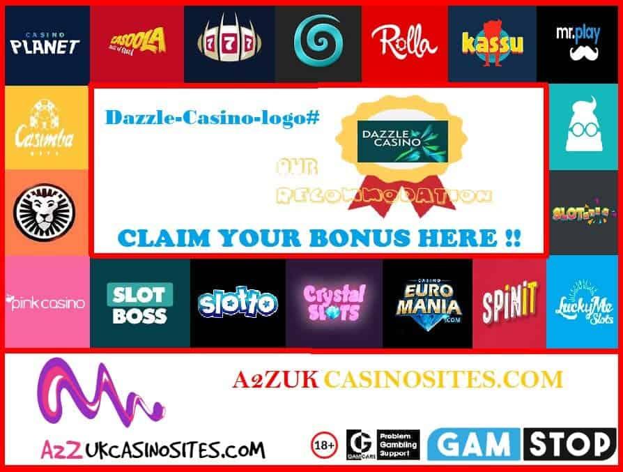 00 A2Z SITE BASE Picture Dazzle Casino logo