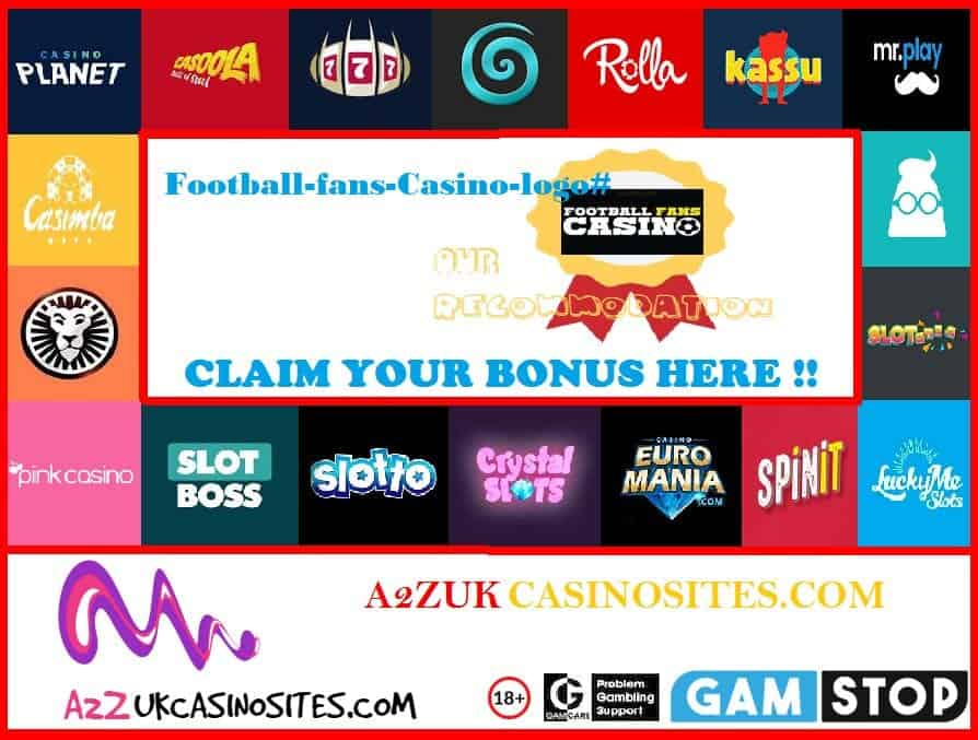 00 A2Z SITE BASE Picture Football-fans-Casino-logo#