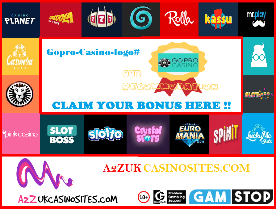 00 A2Z SITE BASE Picture Gopro Casino logo 1