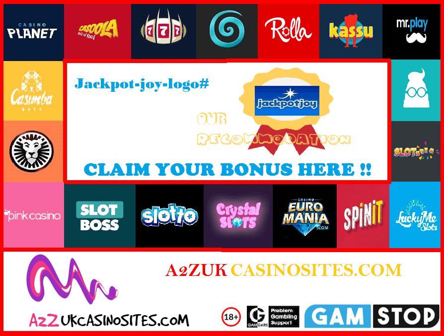 00 A2Z SITE BASE Picture Jackpot joy logo 1