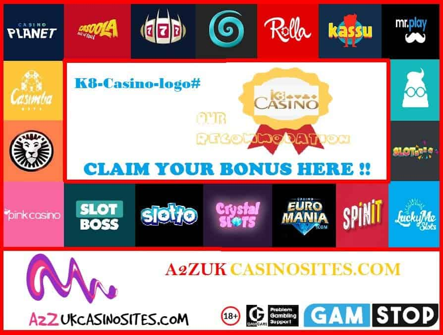 00 A2Z SITE BASE Picture K8-Casino-logo#
