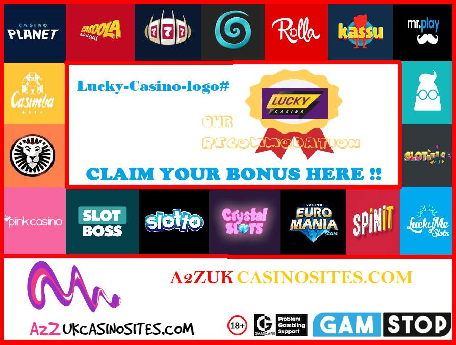 00 A2Z SITE BASE Picture Lucky Casino logo 1