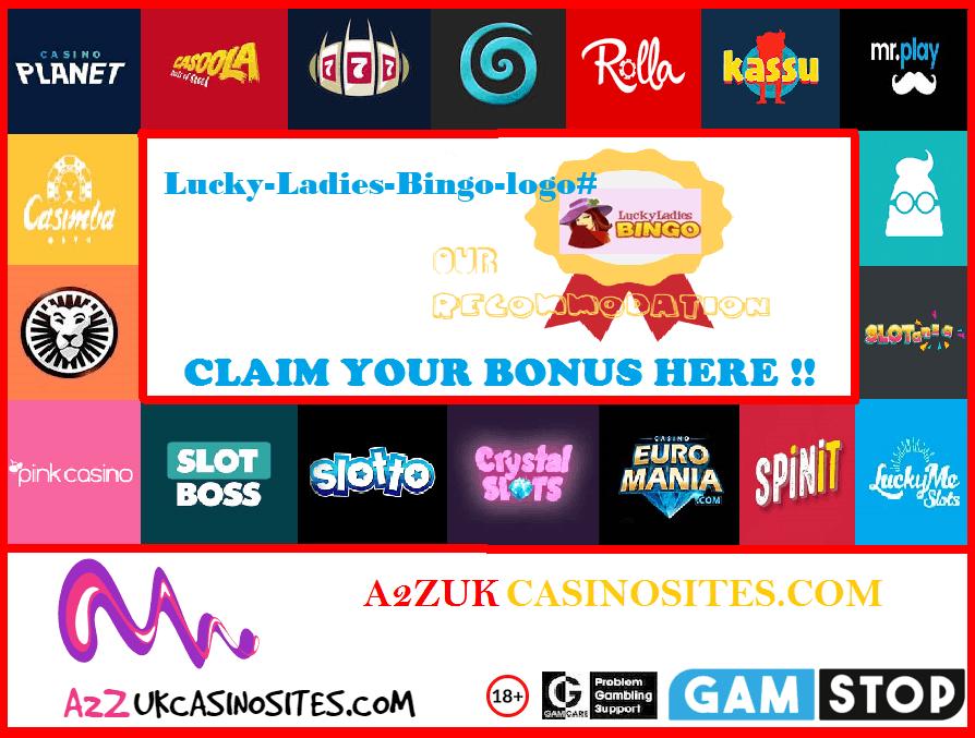 00 A2Z SITE BASE Picture Lucky Ladies Bingo logo