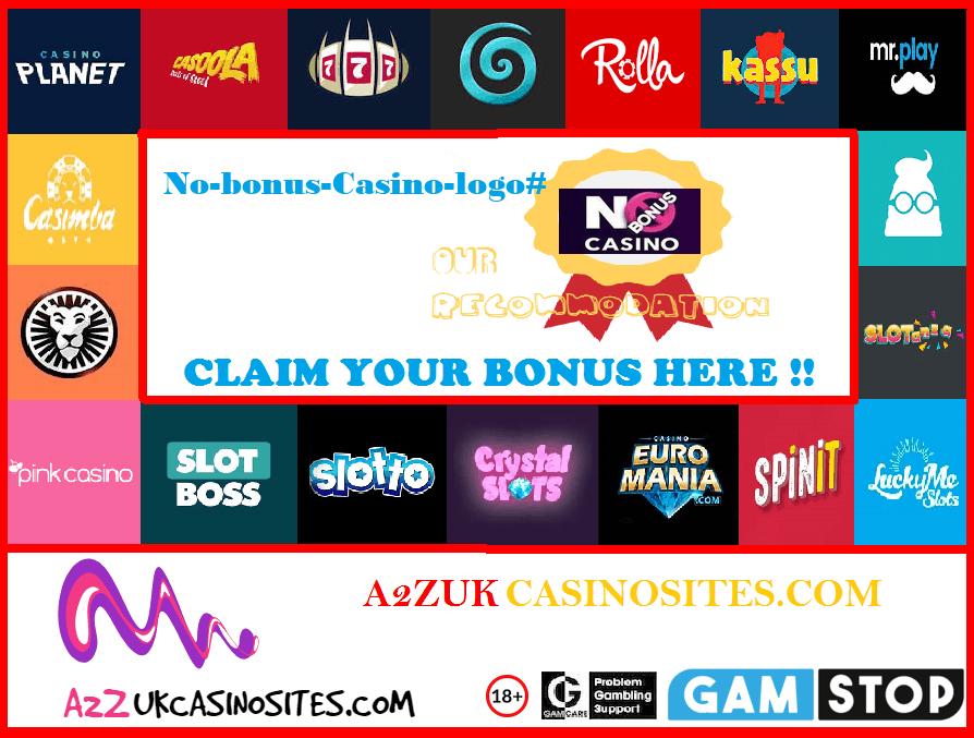 00 A2Z SITE BASE Picture No-bonus-Casino-logo#
