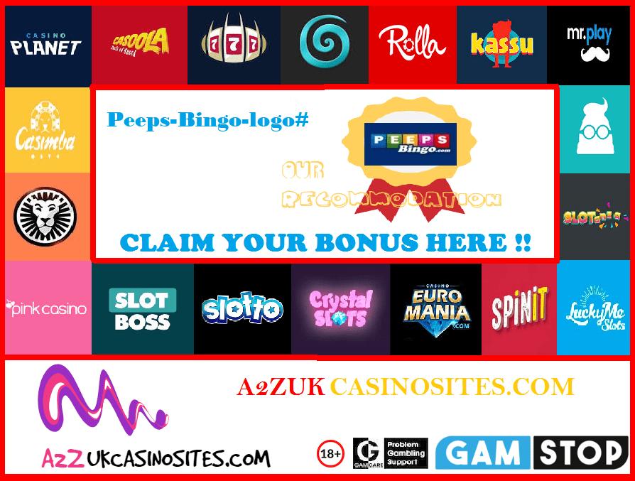 00 A2Z SITE BASE Picture Peeps-Bingo-logo#