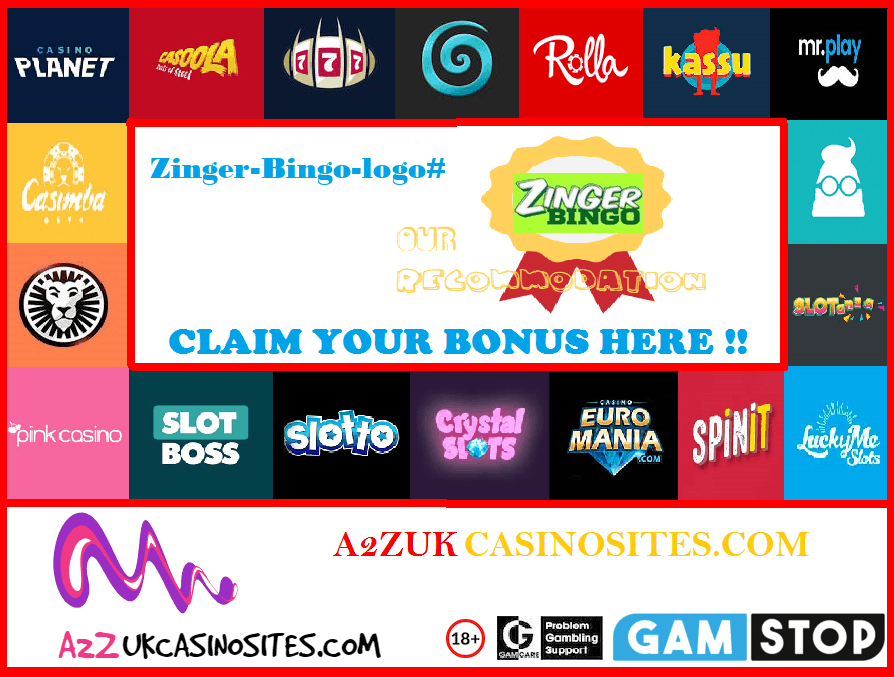 00 A2Z SITE BASE Picture Zinger-Bingo-logo#