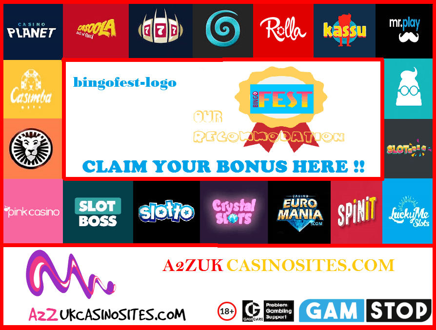 00 A2Z SITE BASE Picture bingofest logo 1
