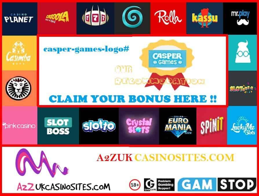 00 A2Z SITE BASE Picture casper games logo