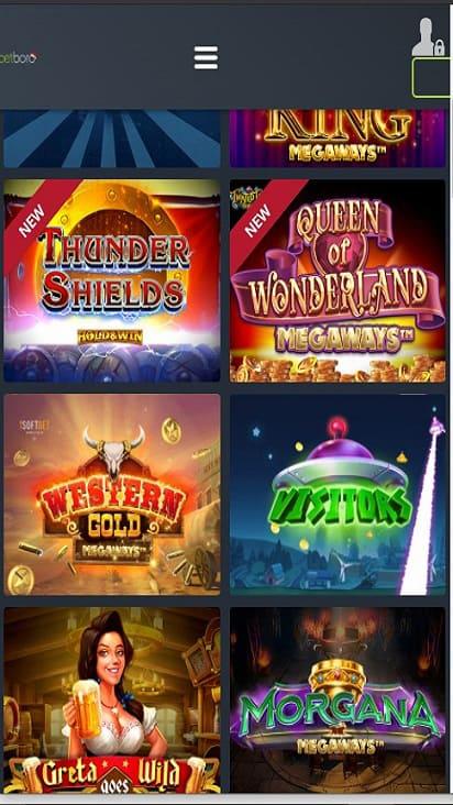 Bet Boro game mobile