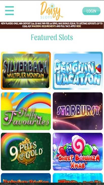 Casino Dames game mobile