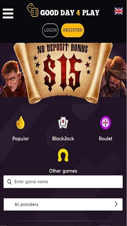 GDF Play home mobile