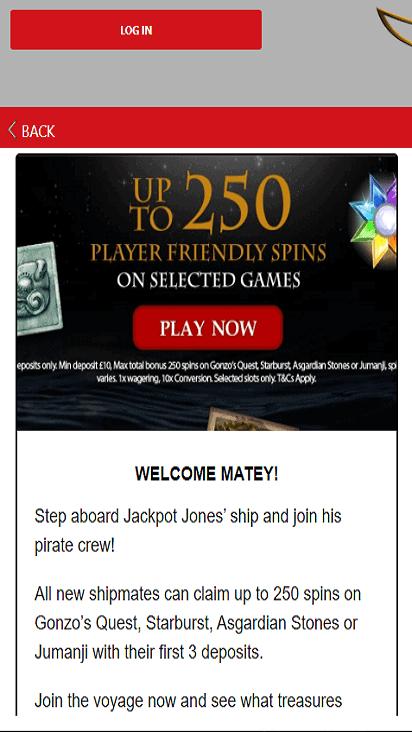 JackpotJones P M
