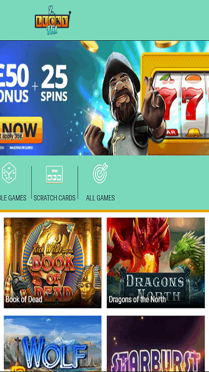 LuckyHit game mobile