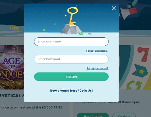 playfrank login
