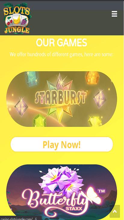 SlotsJungle game moible