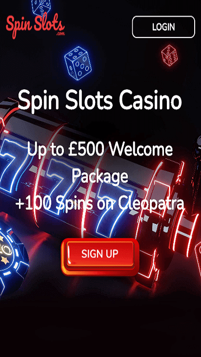 Spinslots home mobile