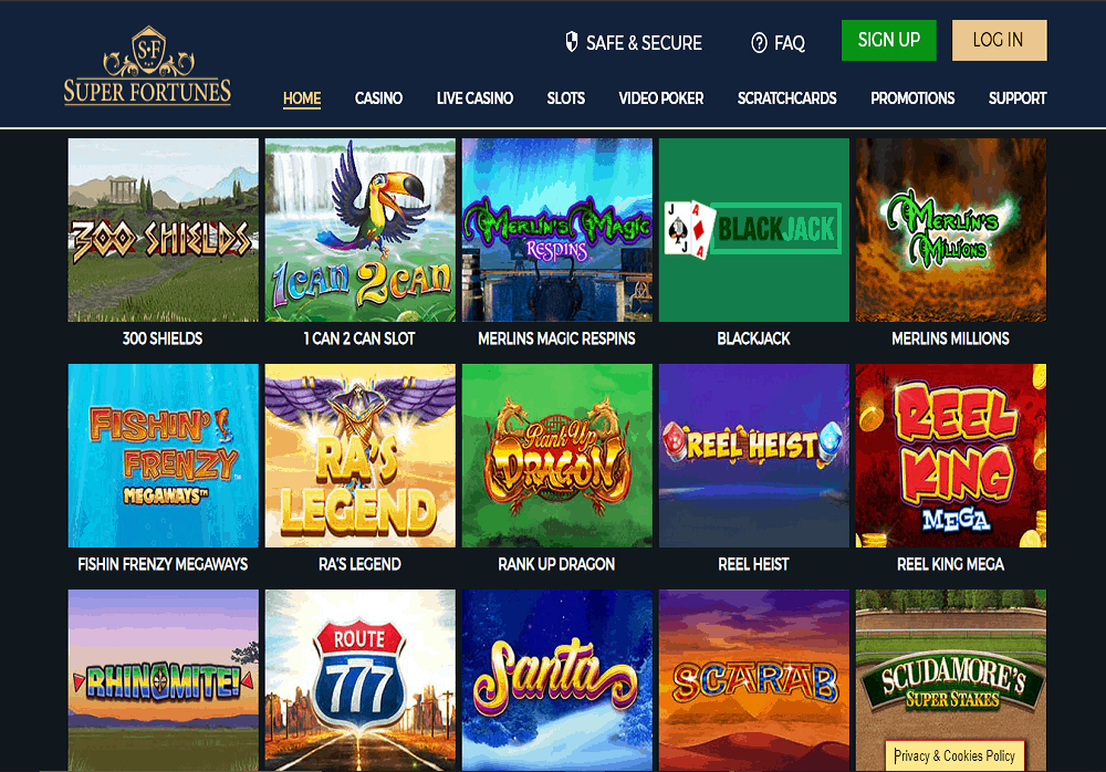 kerching casino games