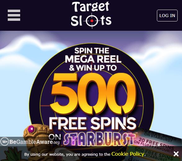Target Slots Image