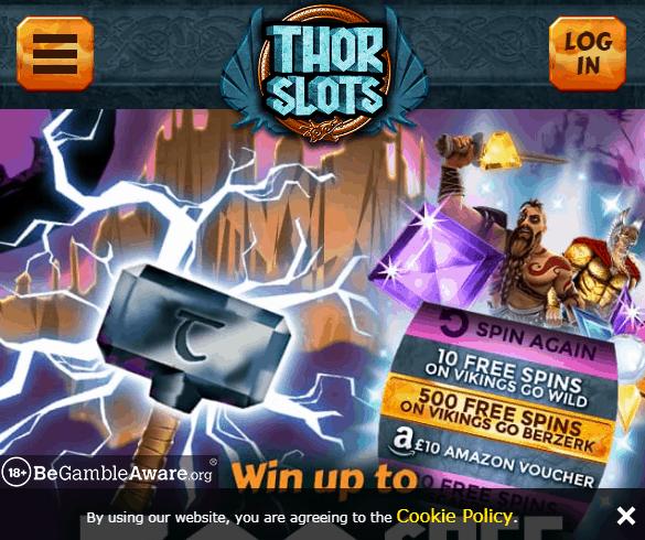 Thor Slots Image