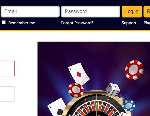 Vegas100 login