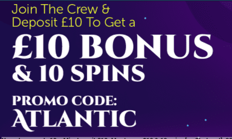atlantic spins front image