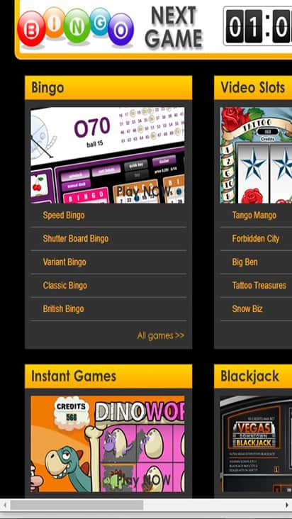 aztecabingo game mobile