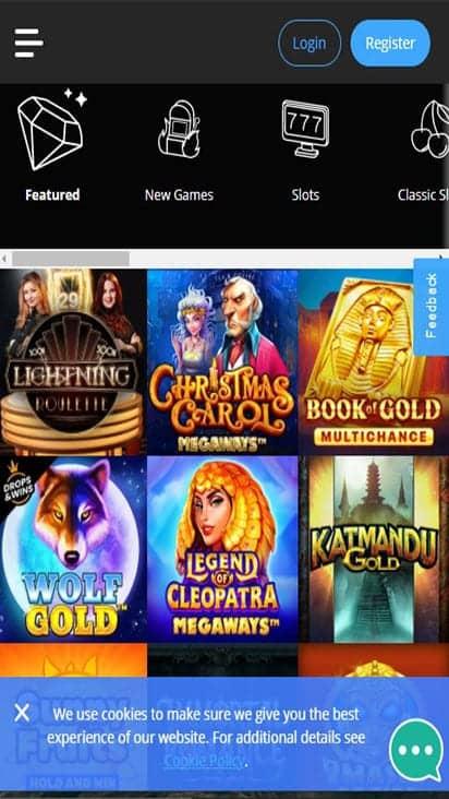 b casino game mobile 1