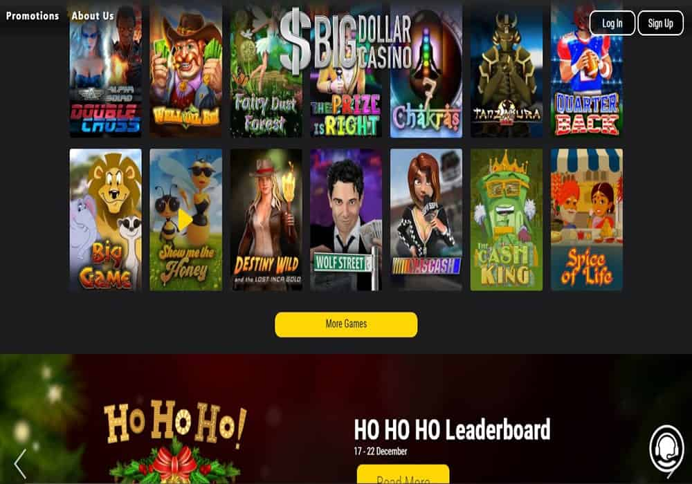 grande vegas casino games