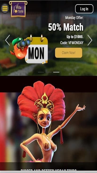 betvillafortuna promo mobile
