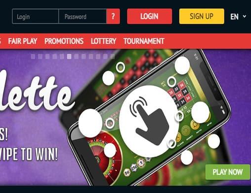 grande vegas casino login