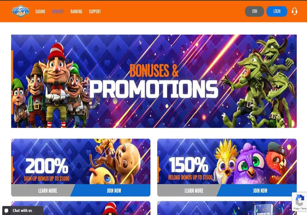 bingo com promotions