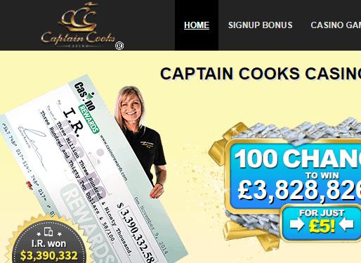 captaincooks front image