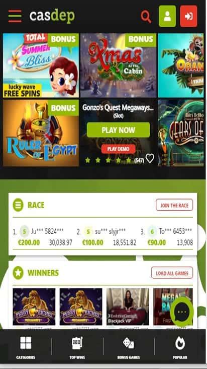 casdep game mobile