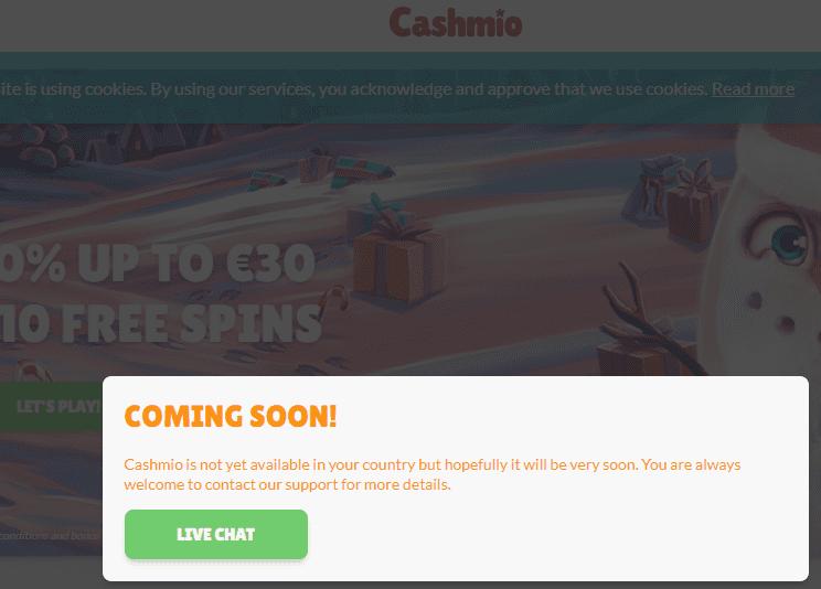 cashmio home NA coming soon